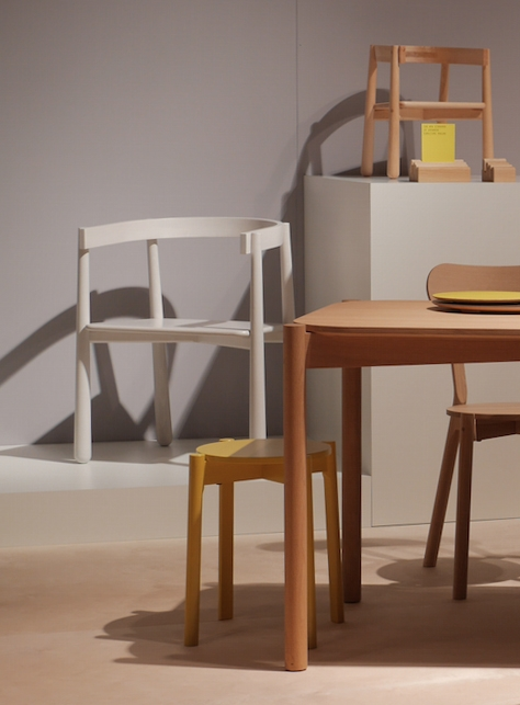 Karimoku new standard jp at interieur sylvain willenz for Interieur online shop